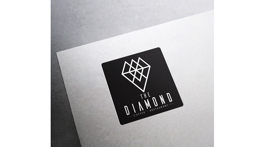 Logo The Diamond