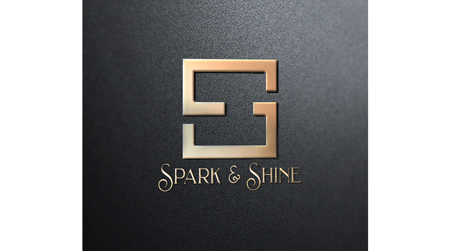Logo Spark and Shine