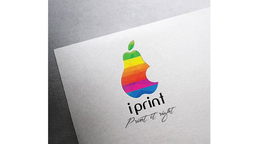 Logo I print
