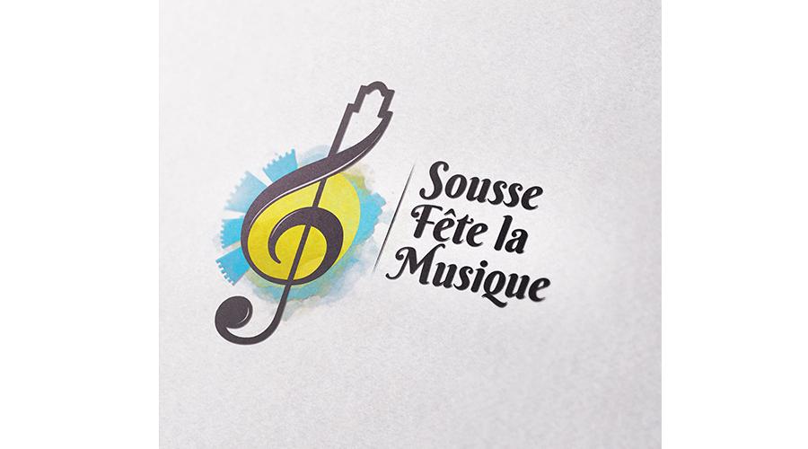 Logo Sousse fête la musique
