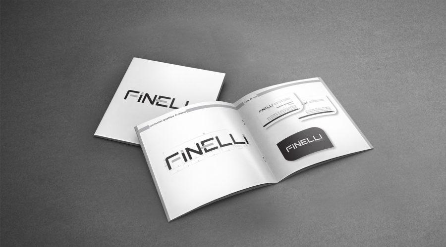 Charte graphique Finelli