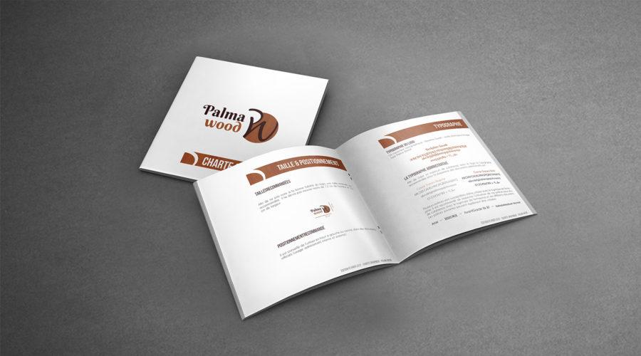 Charte graphique Palma Wood