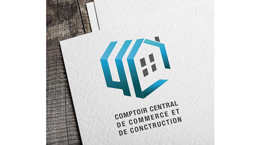 Logo comptoir centrale