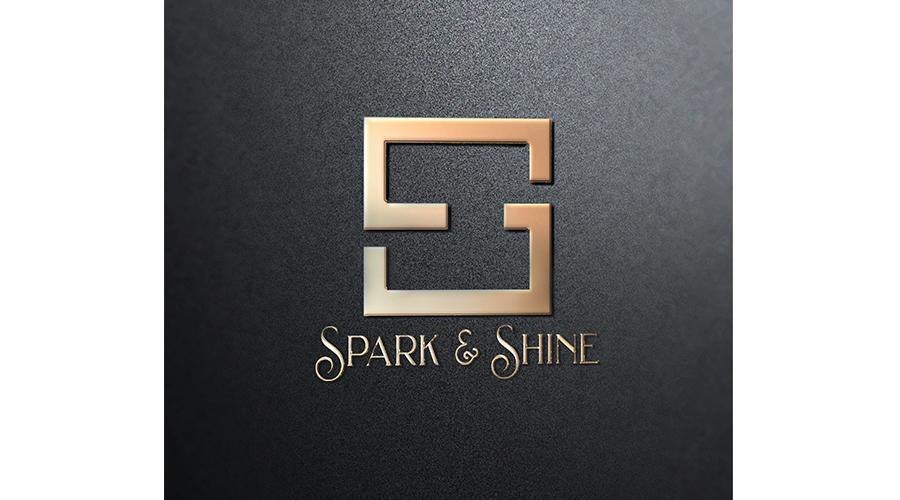 Logo Spark and Shine