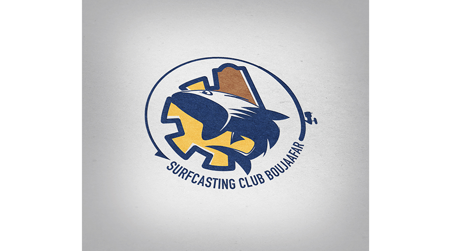Logo Surf Casting