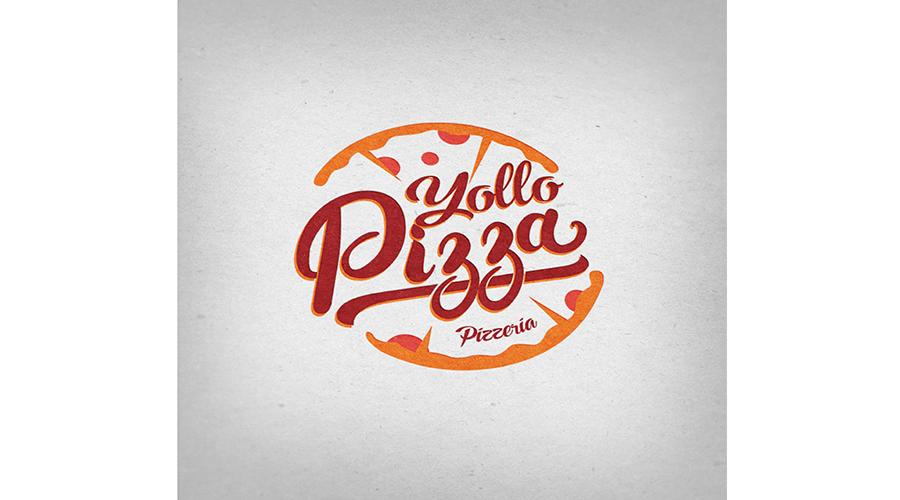 Logo Yollo Pizza