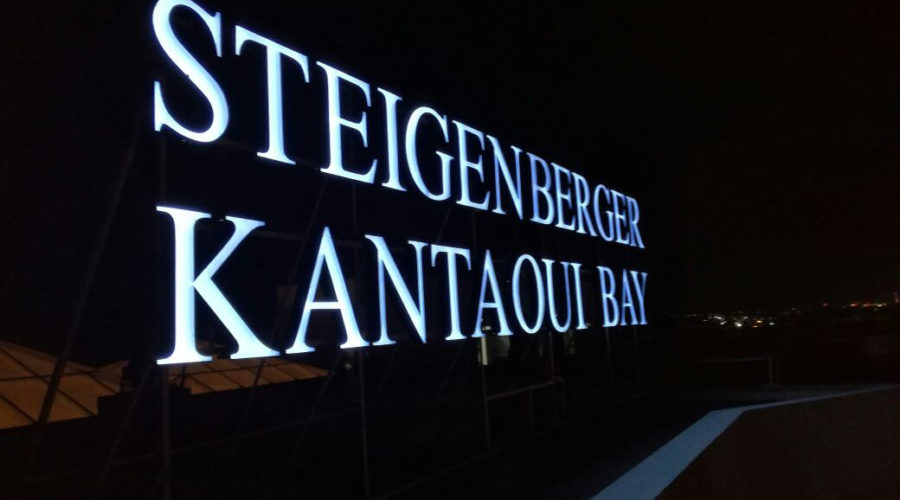 Steigenberg kantaoui Signalétique